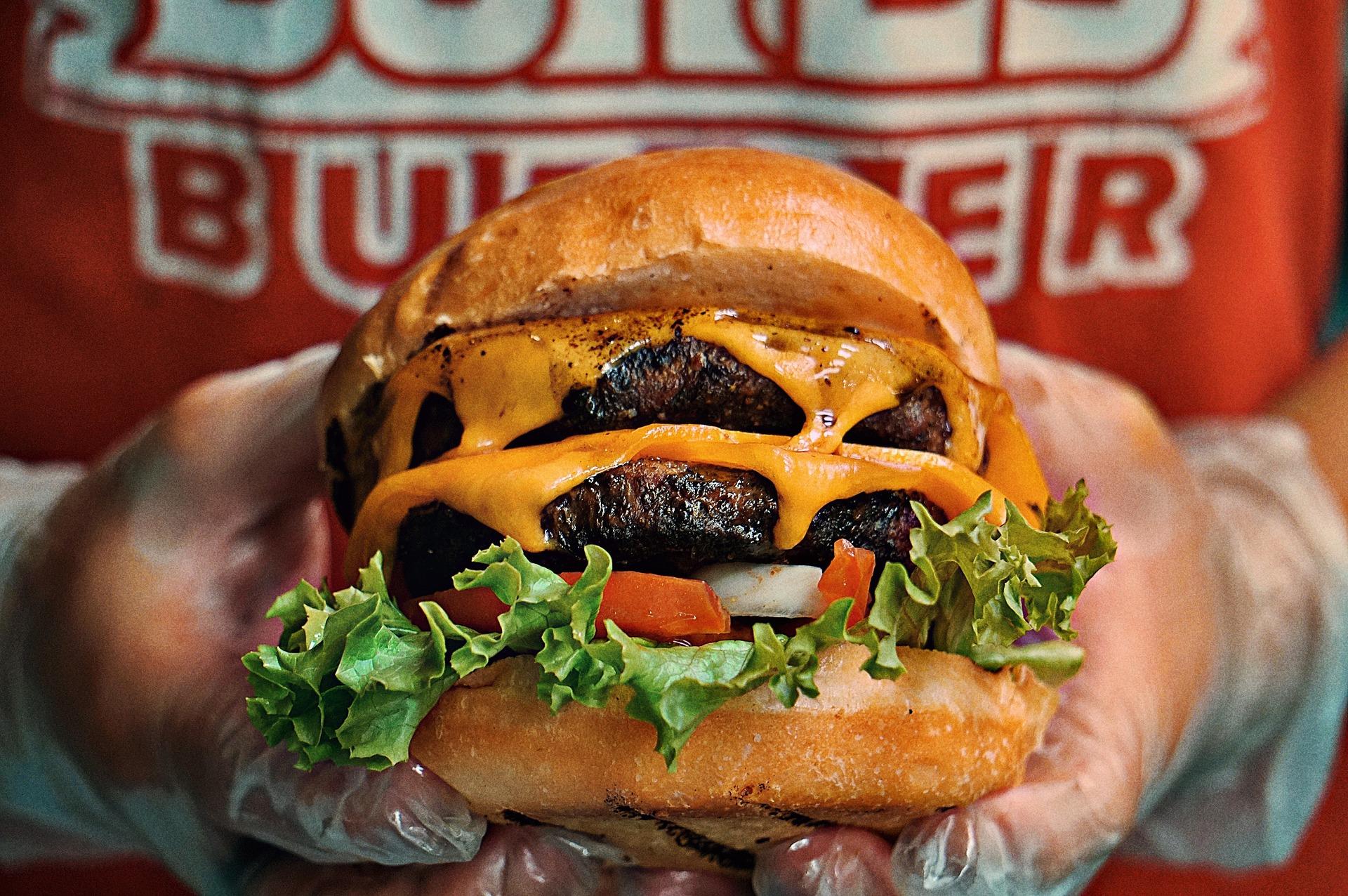 Harmless burgers